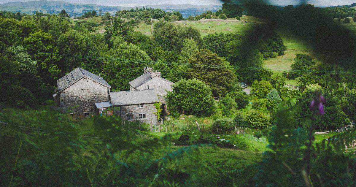 Enjoy the British countryside