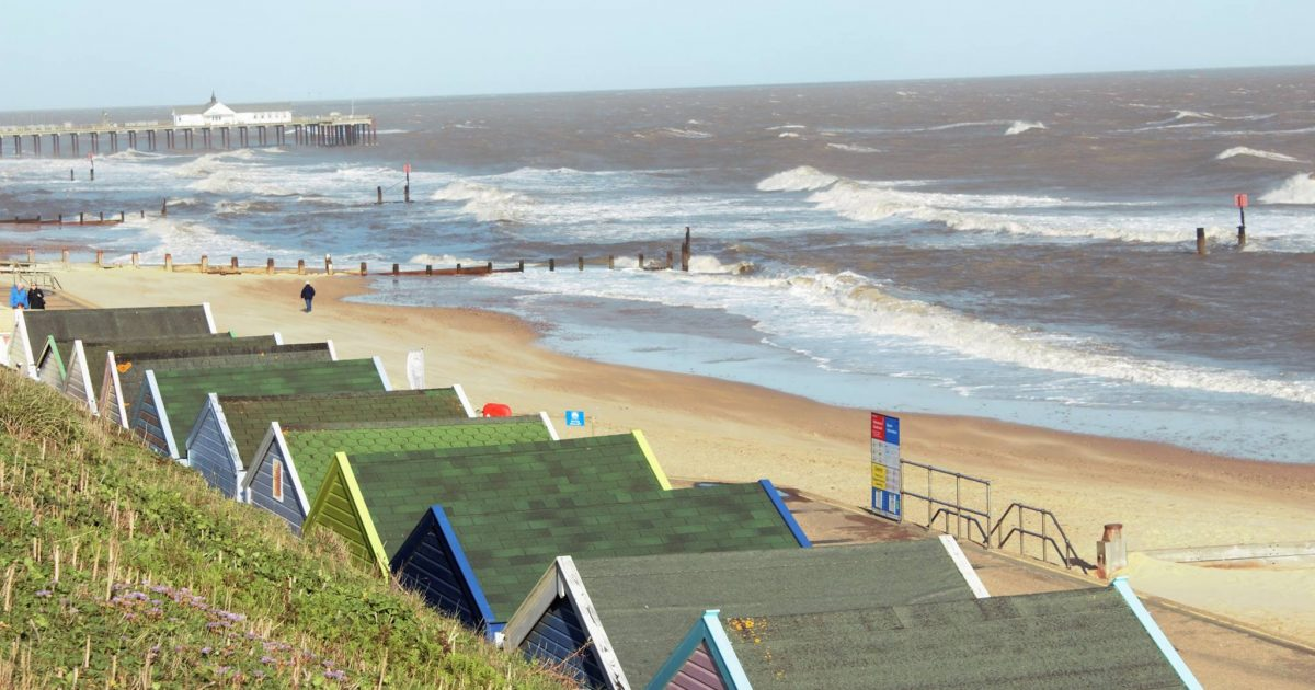 Enjoy the British coast