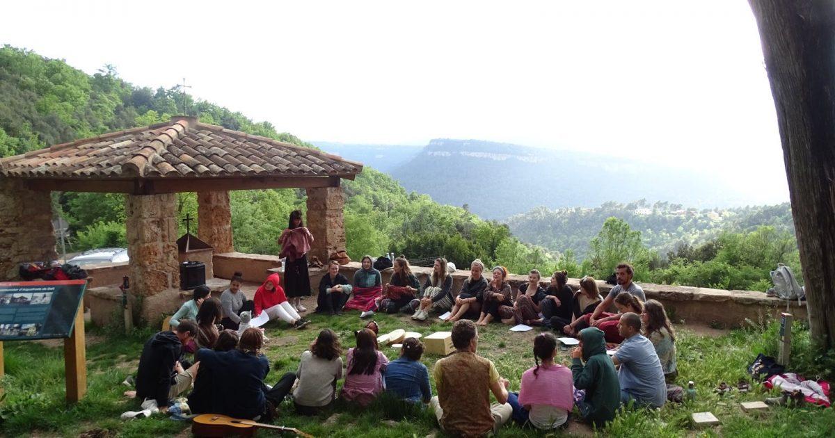 Om shanti yoga school in spain