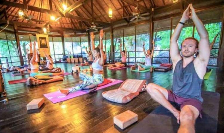 Pure Flow Yoga (Koh Phangan)