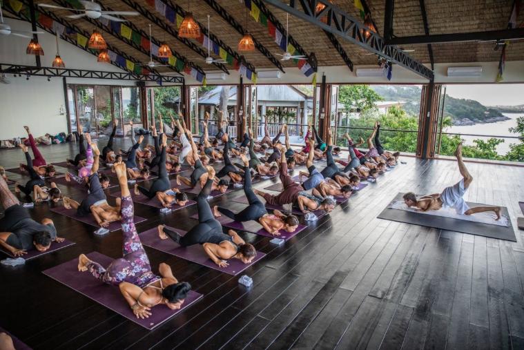 Vikasa Yoga Academy (Koh Samui)