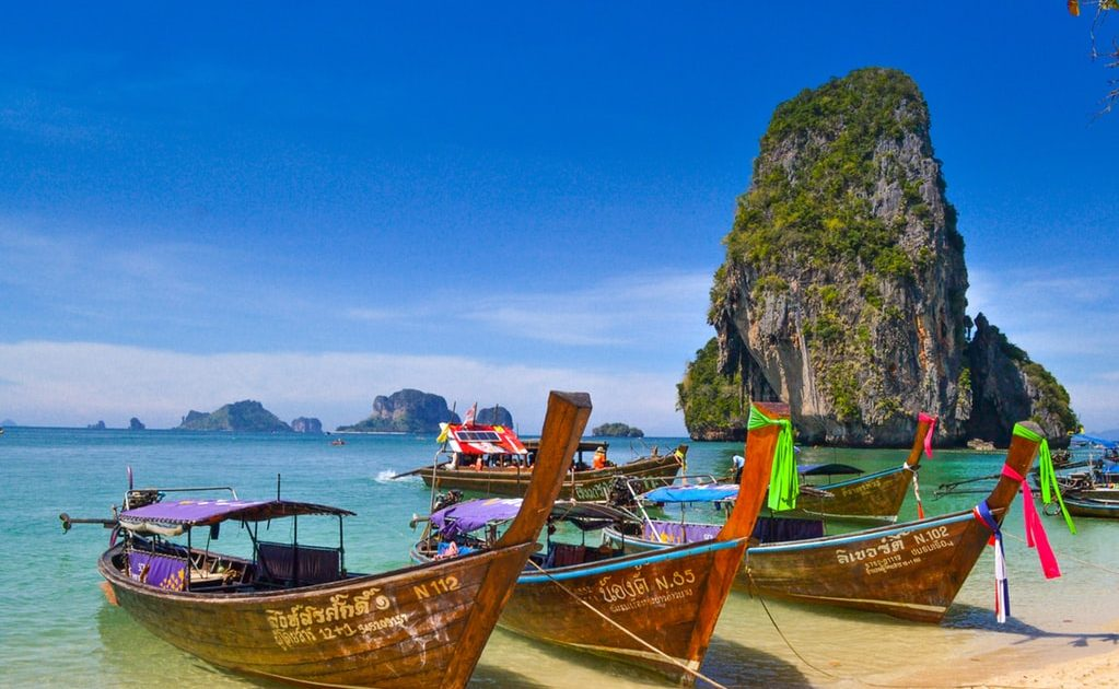 Thailand's famous beaches