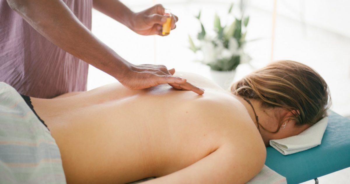 relax massage detox